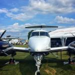 Ive always been a Kingair fan textron eaa aopa flyinghellip