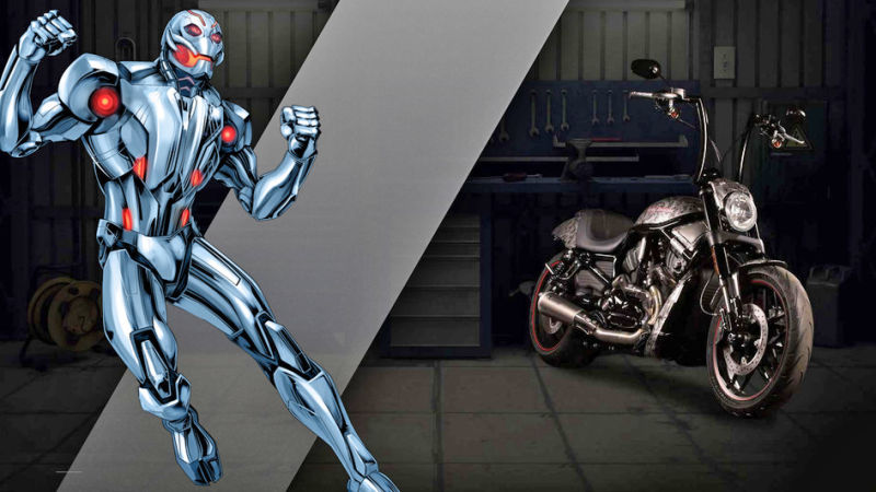 Ultron Night Rod® Special Intelligence