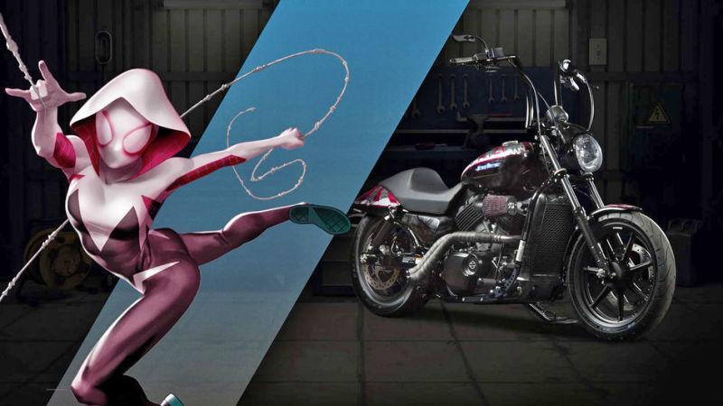 Spider-Gwen Street™ 500 Vigilance