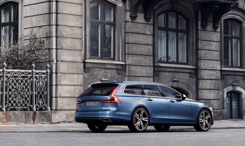 The Volvo V90 Comes to America. Long Live The Wagon! | Rides & Drives