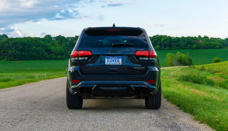 Driven: Jeep Grand Cherokee Trackhawk, Running Circles Around All