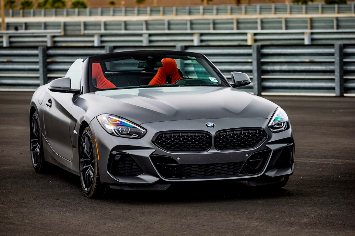 Quick Spin 2019 Bmw Z4 Sdrive 30i Beauty Comes At A Price Rides