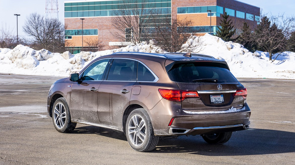 Driven: 2019 Acura MDX Sport Hybrid. It's not just for ...