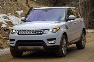 2016 Land Rover Sport