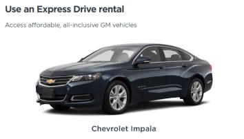 Lyft Car Rental >> Lyft Launches Express Drive Car Rental With Gm Rideshare