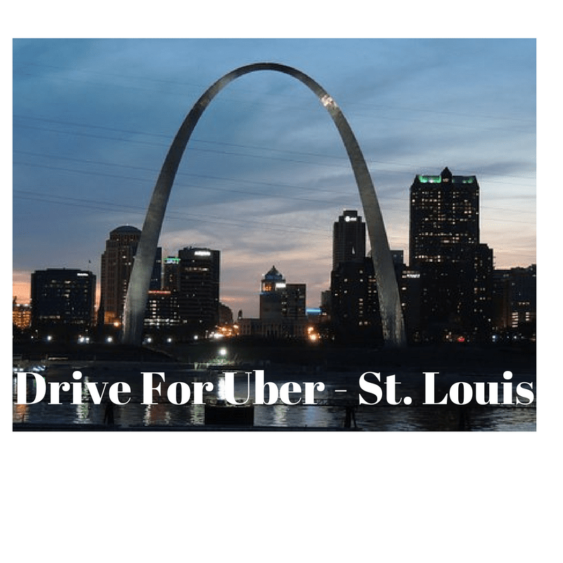 Drive For Uber in St Louis