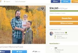 Uber driver killed, need funeral and support for 3 survivors