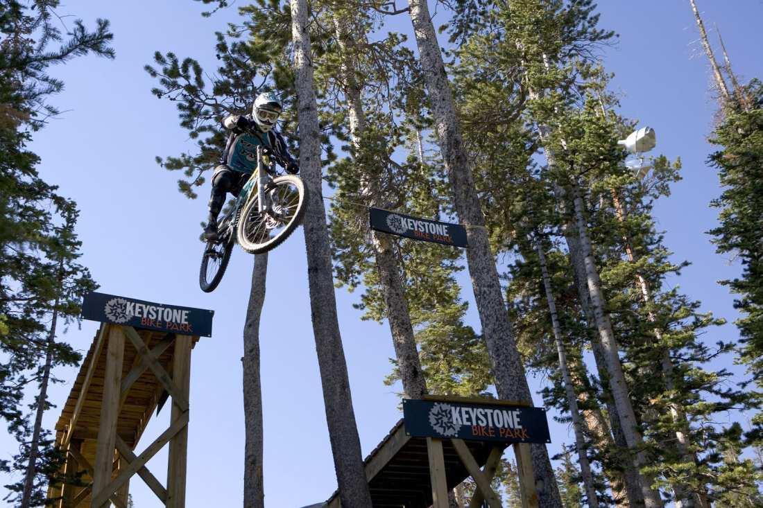 Keystone Bike Park Drop Zone