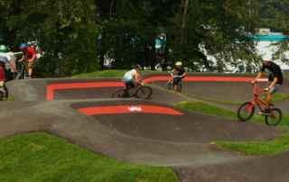 Stevie Smith Pump Track