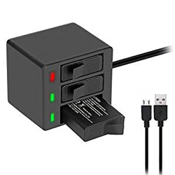 Portable Battery Charger for GoPro HERO 5 Black