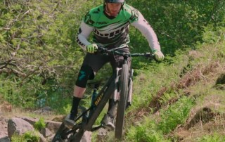 Adam Brayton on the Hopetech HB.160