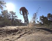 Mountain biking in North Carolina