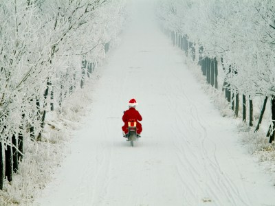 The Motorcycle Enthusiast's Top 10 List for Christmas