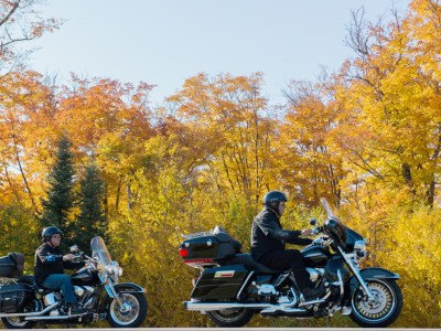 Top Ontario Fall Colour Motorcycle Rides