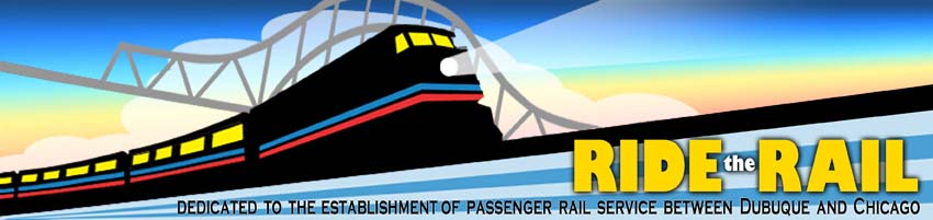 Ride The Rail Logo