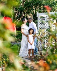 Family photoshoot in orlando