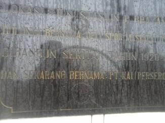 Medan - Stasiun Pulo Brayan (7)