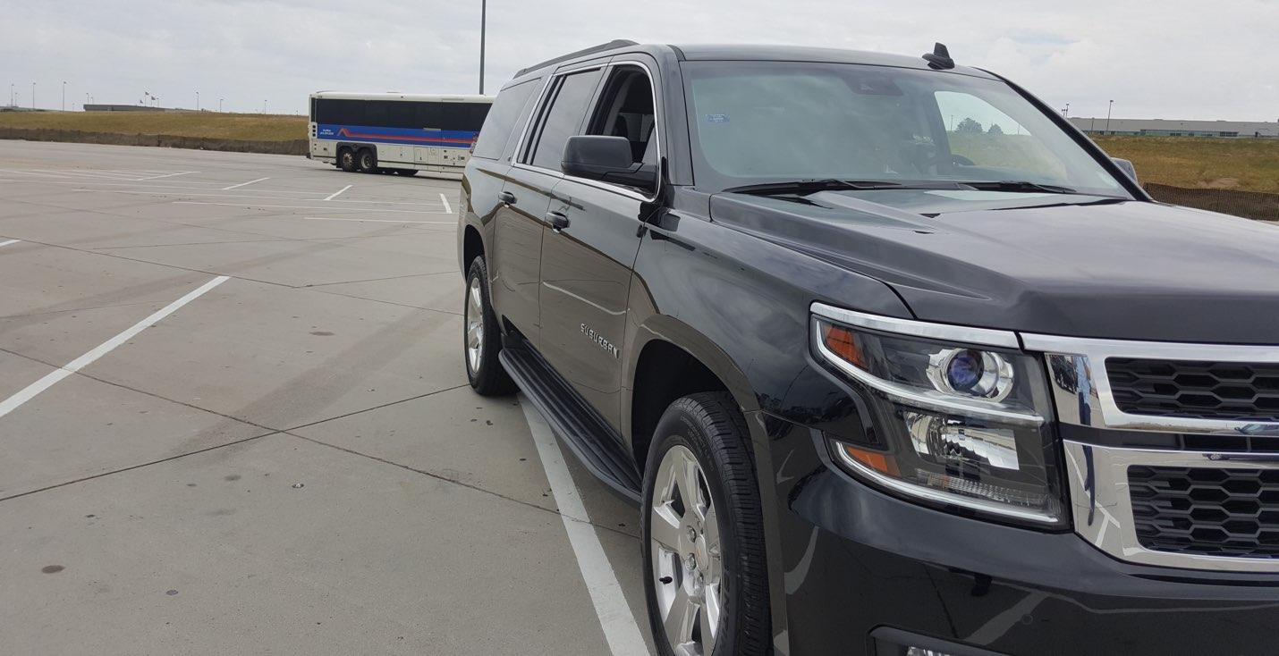 Denver Airport Car Service - SUV