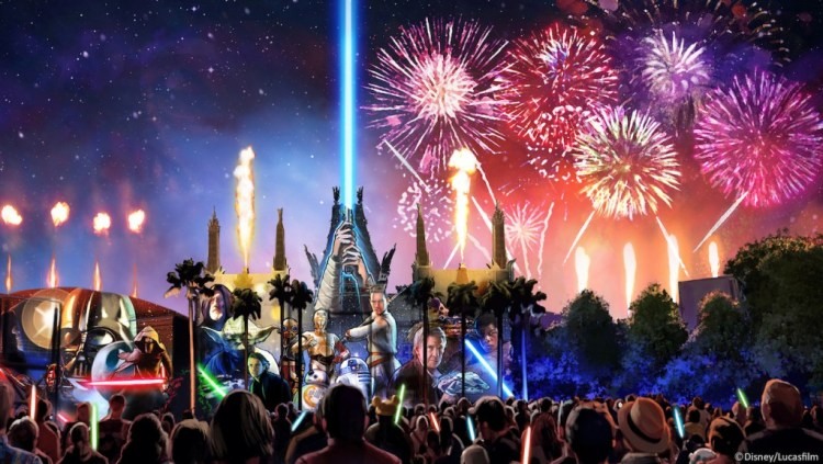Star Wars DHS Show