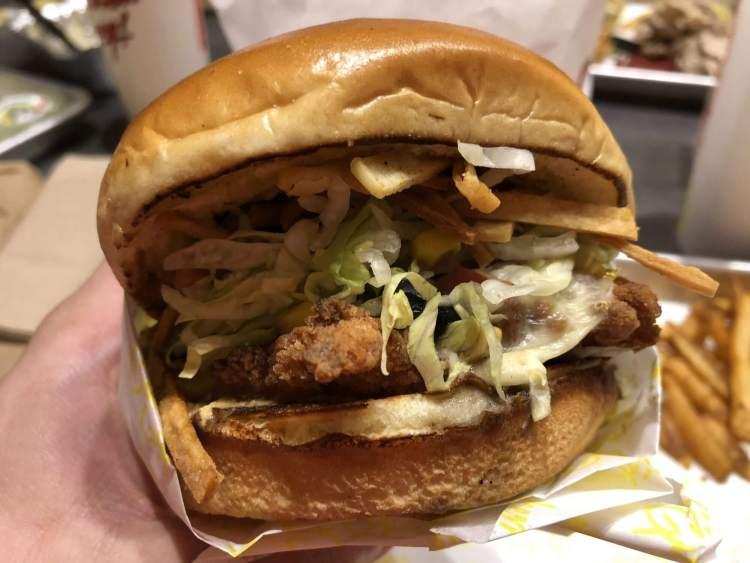 Chicken Guy! - Southwestern Chicken Sandwich
