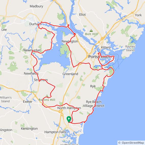 Hampton – Bike New England