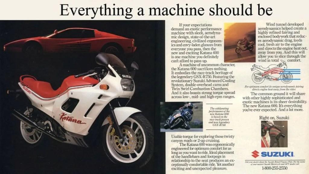 Suzuki brochure