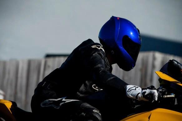 Vozz helmet