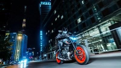 2021 Yamaha MT07