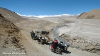 endless roads to the base camp
