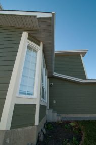 James Hardie Siding - Summer Sage Hardie (previously called Mountain Sage)