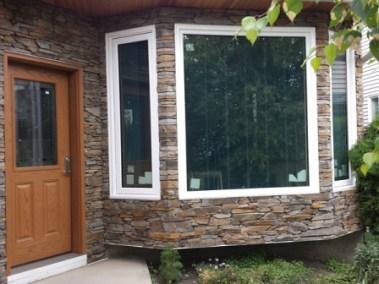 Exterior Stone Colour Choices