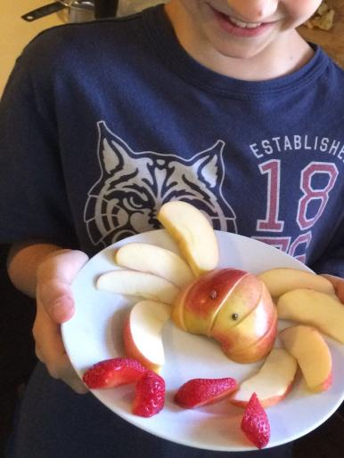 Crab Apple Smile