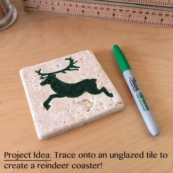 Make your own coasters