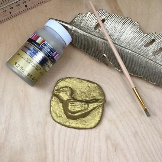 Gold Bird- Ghiberti relief