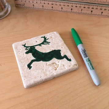 Raindeer Coaster- web