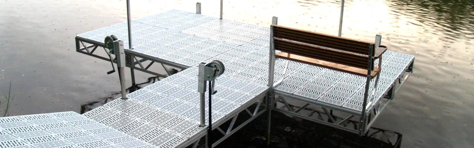 Diy kit docks ridgeline manufacturing creating high quality diy kit docks solutioingenieria Gallery