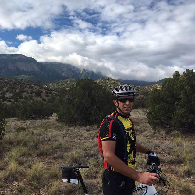 Gary can't wait to share his passion about mountain biking technical trails in San Diego.
