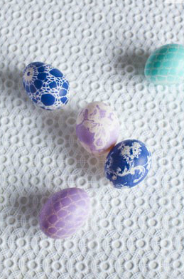 Easter DIY Egg Decorating