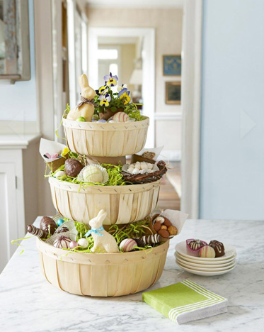 Easter Table Decorations | Good Housekeeping