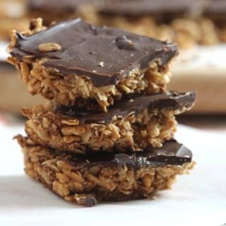 Dark Chocolate Covered Granola, Gluten Free
