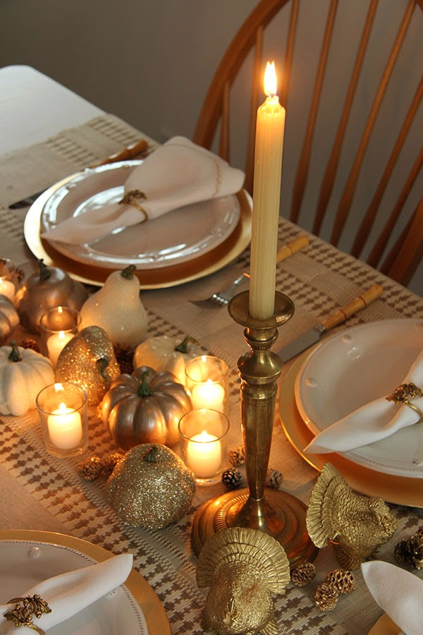 Setting the Table: Thanksgiving (2) | Ridgely's Radar