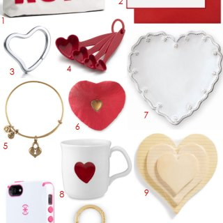Valentine's Day Gift Guide {1}