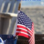 July Fourth Beach Picnic
