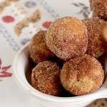 Coffee Time: Apple Cider Donut Holes
