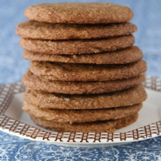 The Best Ginger Cookies