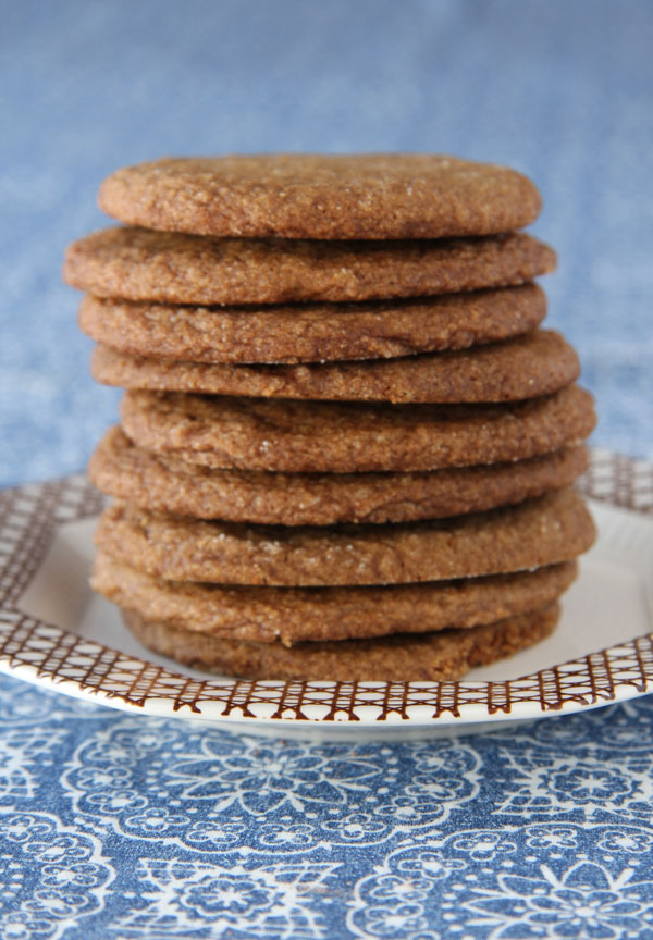 The Best Ginger Cookies (1) | Ridgely's Radar