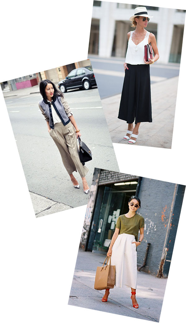 What to Wear Now: Culottes (1) | Ridgely's Radar