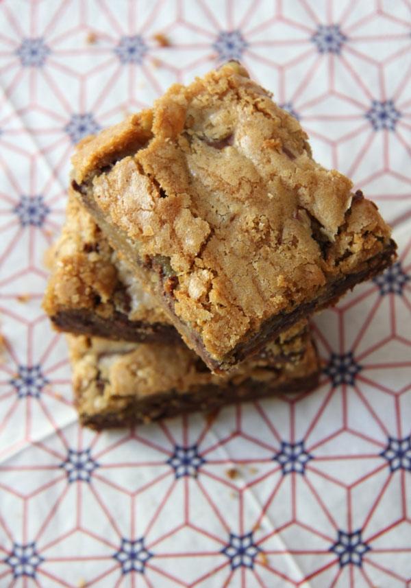 Chocolate Chunk Blondies (1) | Ridgely's Radar