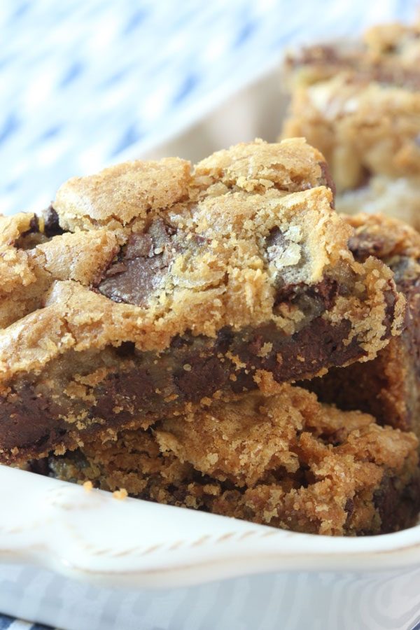 Chocolate Chunk Blondies (3) | Ridgely's Radar