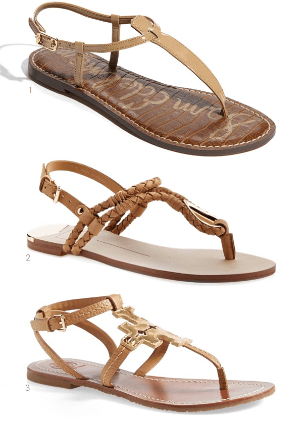 Neutral Sandals (1) | Ridgely's Radar